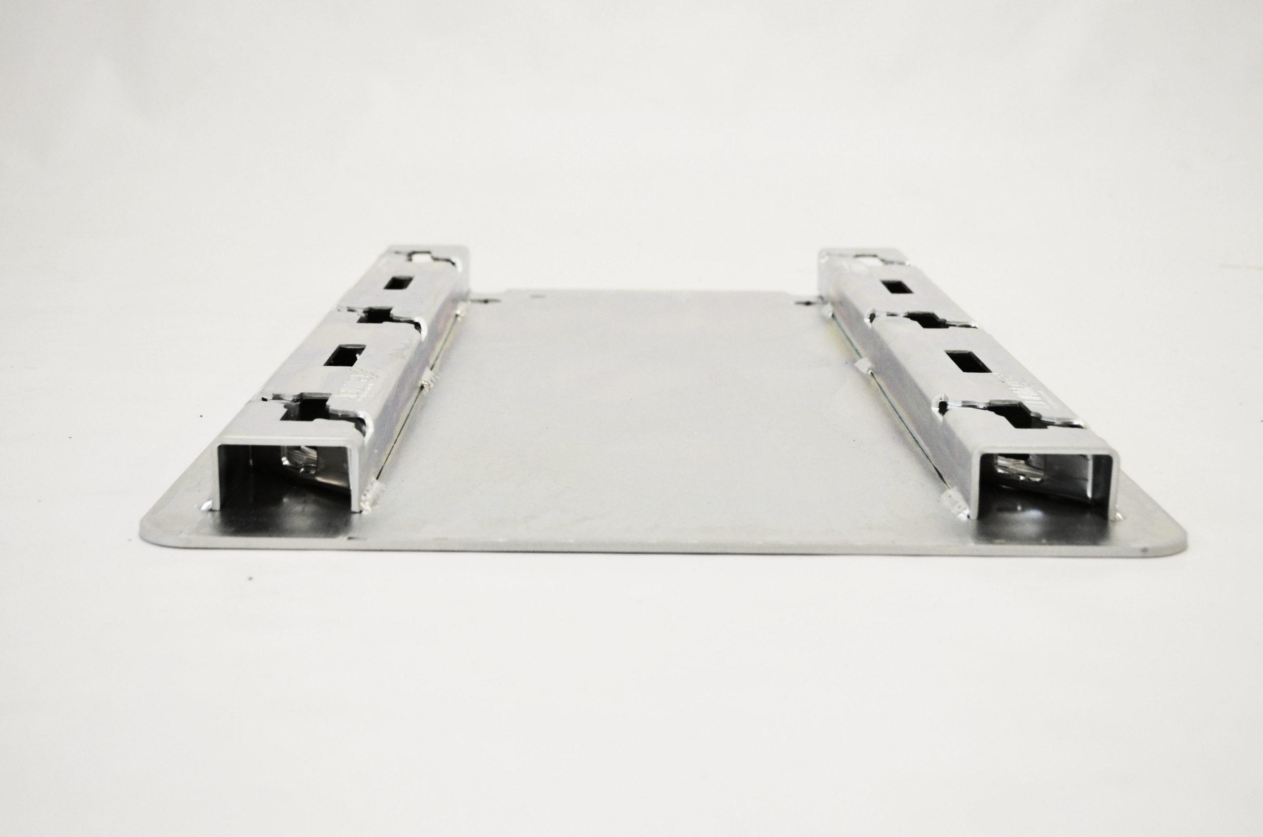 AbiliTrax Zinc Coated Seat Pod