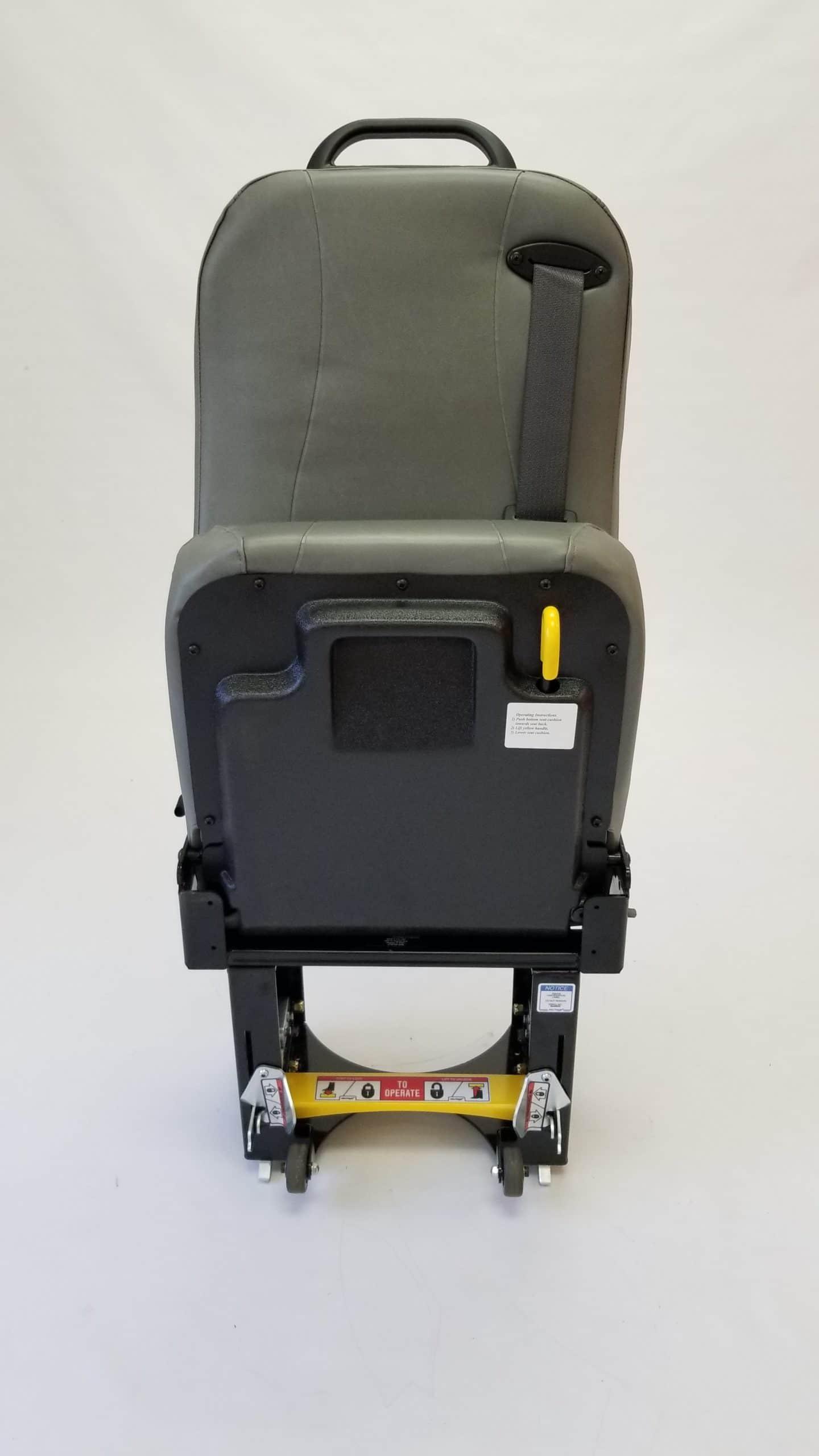 Freedman 3PT Flip Seat on a Step n Lock Base